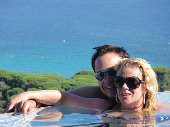 Residence Belvedere de Palombaggia : In love with each other and Corsica