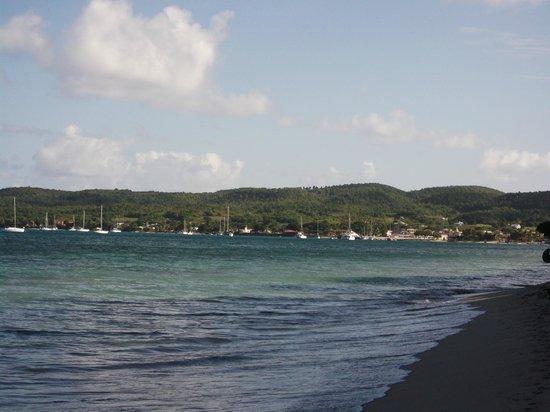 Kawann Beach Hotel : Vue depuis la plage de l'hôtel