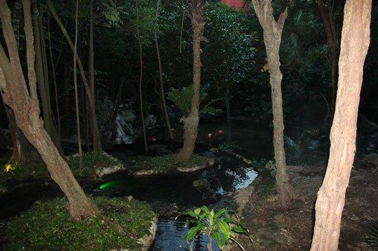 Iberostar Tucan Hotel:                                     le soir