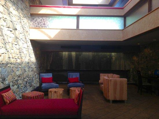Fountaingrove Inn:                   The lobby. I want to live in the lobby!