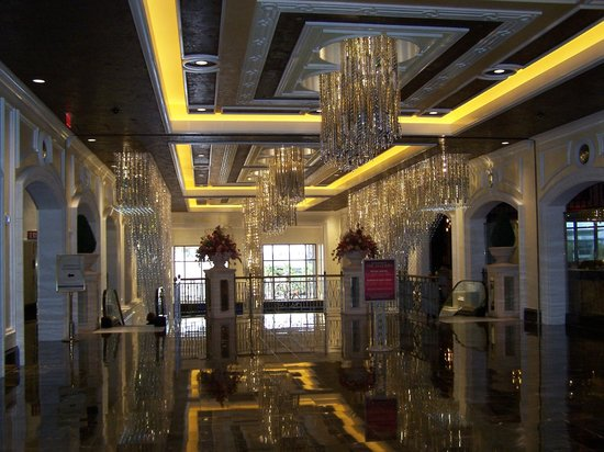 The Palazzo Resort Hotel Casino: Hotel Hallway