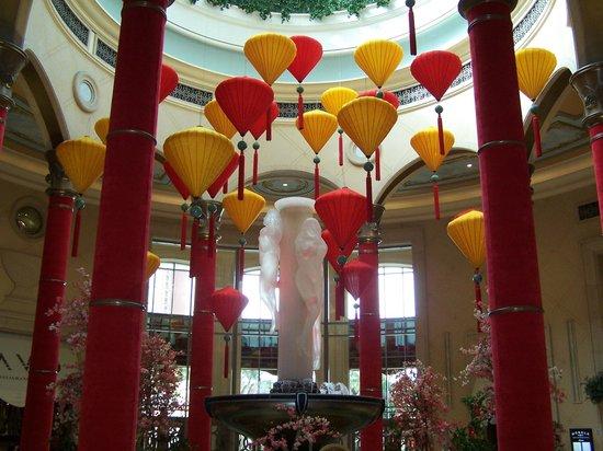 The Palazzo Resort Hotel Casino: Palazzo Lobby