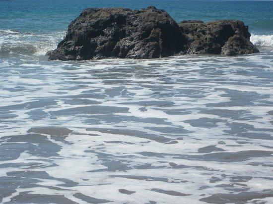Hotel San Bada: beach in the sunlight