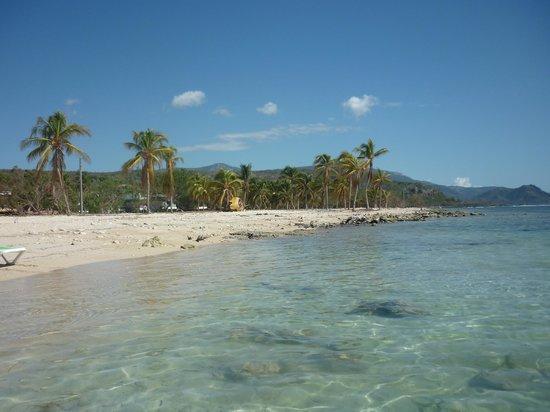Club Amigo Carisol Los Corales:                   la plage