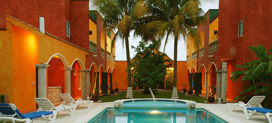 Casa Colonial : Enter an Oasis in the Heart of Cozumel