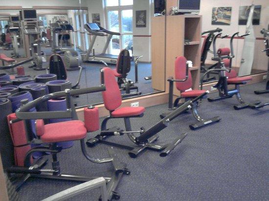 Lindner Hotel & Sporting Club Wiesensee:                   Fitnessraum