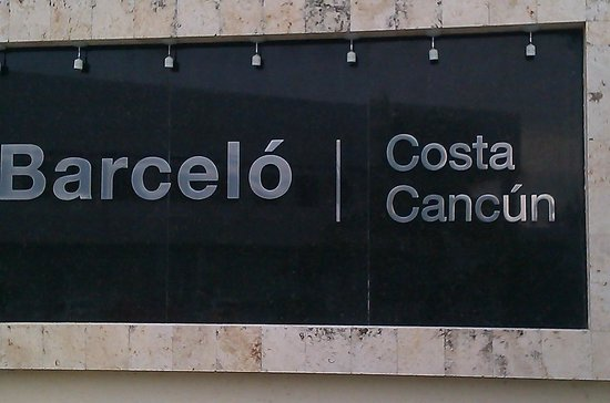 Occidental Costa Cancun :                                                       Logo de l'hôtel