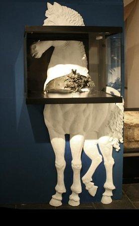 Museo Archeologico Regionale:                   immagine dal sito del Museo