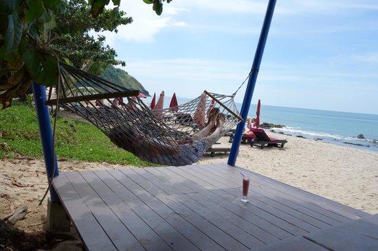 LaLaanta Hideaway Resort:                   strand