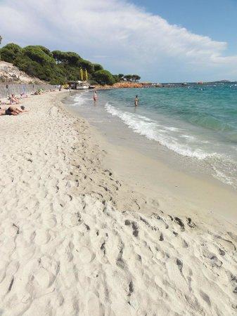 Plage de Palombaggia: Nice walks