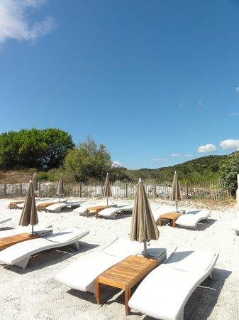 Plage de Palombaggia: Perfect white beach