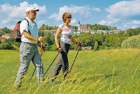 1. Zentrum fur Traditionelle Europaeische Medizin: 150 km Wanderwege