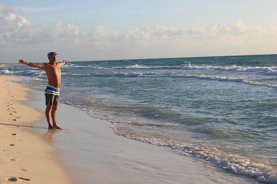 Iberostar Tucan Hotel:                                     la mer