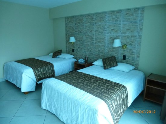 Best Western Plus Samiria Jungle Hotel :                                     Habitacion