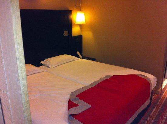Club Med Peisey-Vallandry:                                     vue de la chambre