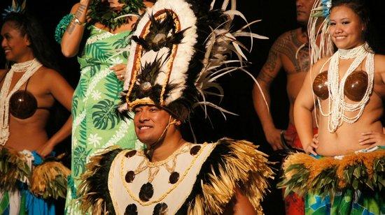 The Westin Maui Resort & Spa: Luau