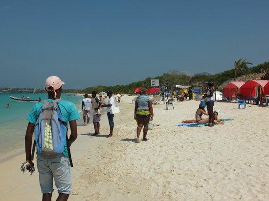Decameron Baru: Playa Blanca