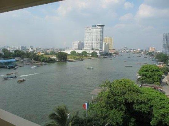 Mandarin Oriental, Bangkok:                                                                                           Vista