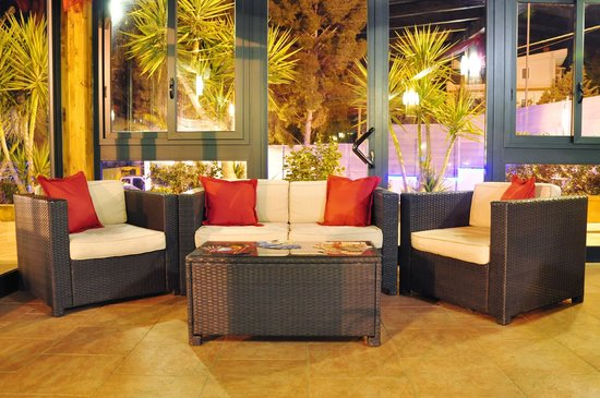 Hotel Antica Residenza Don Ciccio: area relax nella sala eventi