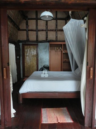 Baan Talay Koh Tao :                                     Room upon arrival