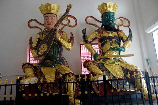 Ten Thousand Buddhas Monastery (Man Fat Sze): Ten Thousand Buddhas Monastery