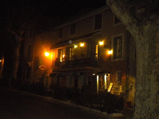 Restaurant La Pastorale :                                     esterno del ristorante