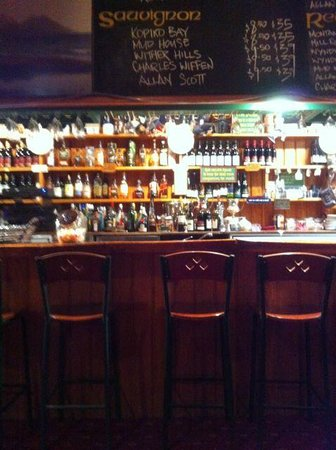 Donegal House Bar