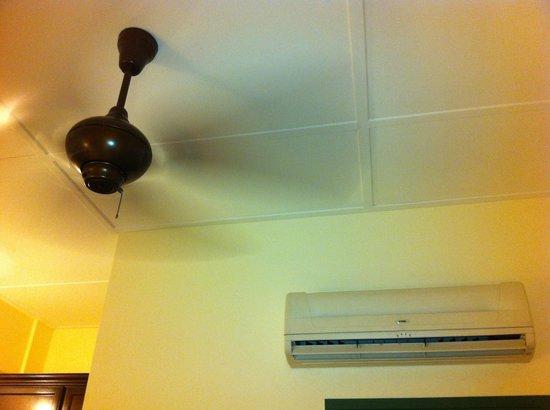 Yeng Keng Hotel: fan