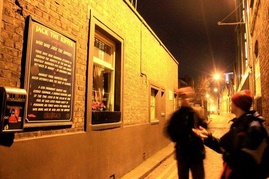 Best Tours Jack The Ripper Tour