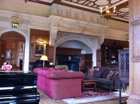 Lough Rynn Castle Estate & Gardens:                   Drawing Room