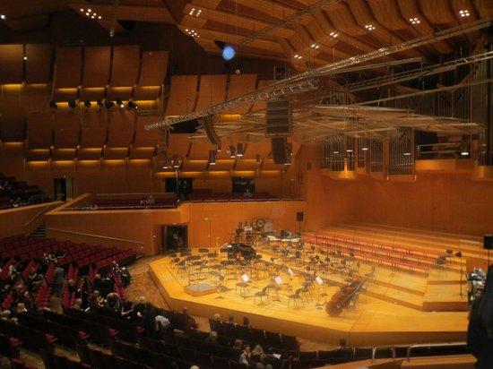 Munich Philharmonic: Konzertbühne