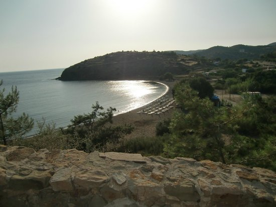 Volissos Holiday Homes- Boutique Hotel & Apartments:                   View from terrace