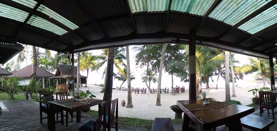Am Samui Resort : restaurant