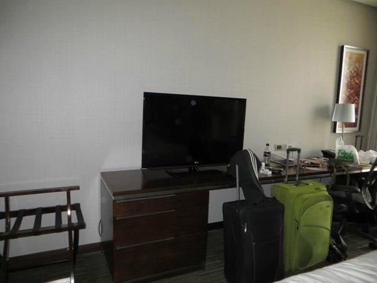 Hilton Garden Inn Santiago Airport: TV