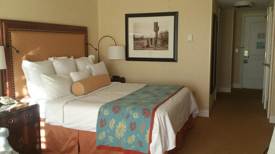 JW Marriott Phoenix Desert Ridge Resort & Spa: My room (single room on the 6th floor)
