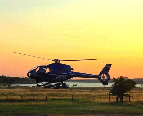 Canyon Lake Helicopters : Sunset Tour