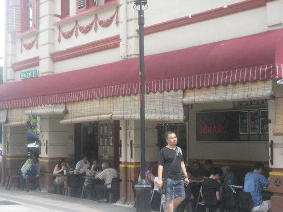 Rumah Makan Minang:                   minang restaurant