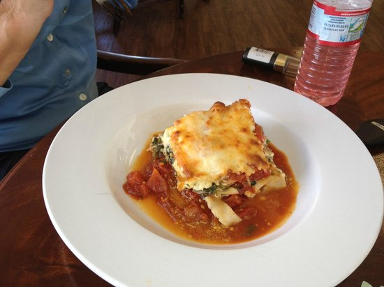 Sweet Marie's Hawaii : Lasagna