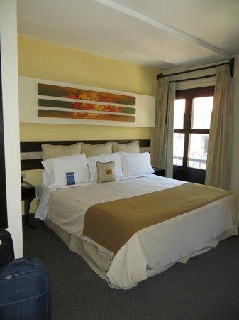 Sonesta Posadas del Inca: bed