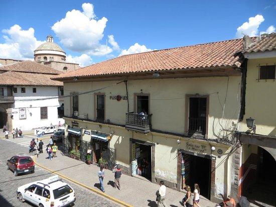 Sonesta Posadas del Inca: view