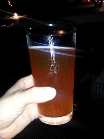 Taberna Boricua: Dacay beer served here