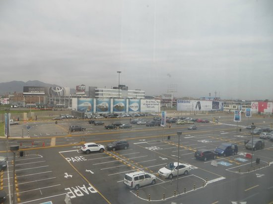Costa del Sol Wyndham Lima Airport: view