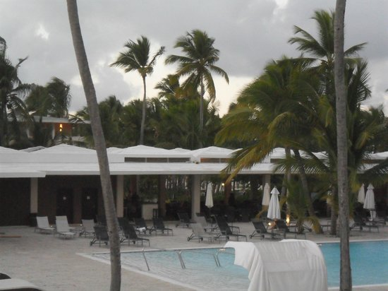 Catalonia Royal Bavaro:                   Sea Blue restaurant