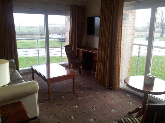 Radstone Hotel: Arran Suit A living area