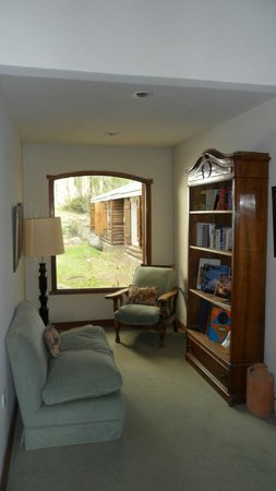 Kau Yatun Hotel & Estancia:                   Sala de lectura