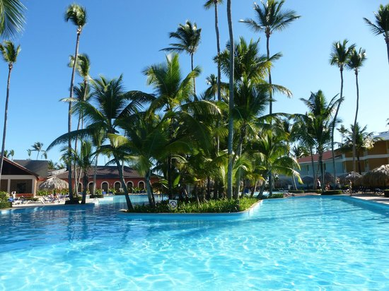 Grand Palladium Punta Cana Resort & Spa:                   POOL