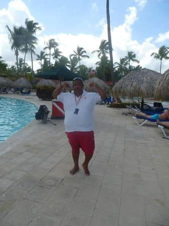 Grand Palladium Punta Cana Resort & Spa:                   Teddy Bear