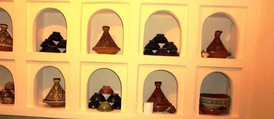 Riad Yamsara:                                     la cuisine d'Imane