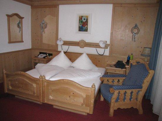 Hotel Karl Schranz: La nostra camera