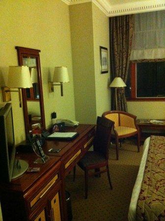 โรงแรมเกรซ ฮอลบอร์น: Double room 2